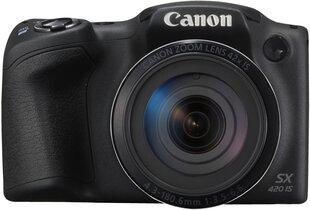 Canon Powershot SX420 IS BK, Juoda