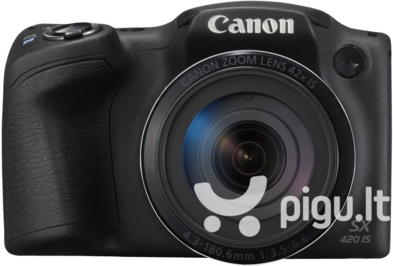 Canon Powershot SX420 IS BK, Juoda