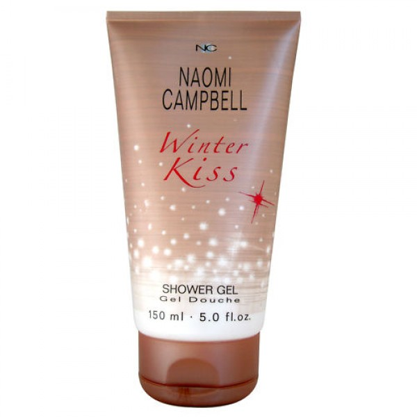 Dušo želė Naomi Campbell Winter Kiss moterims 150 ml