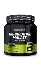 Maisto papildas Biotech Tri Creatine Malate 300 g. kaina ir informacija | Kreatinas | pigu.lt