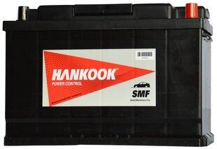 Akumuliatorius Hankook 100Ah 850A MF60038