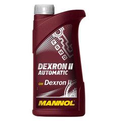 Mannol Dexron II Automatic, 1L kaina ir informacija | Kitos alyvos | pigu.lt