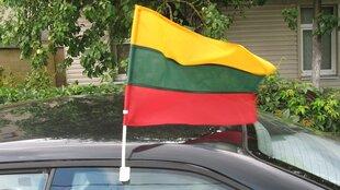 Lietuvos automobilinė vėliavėlė