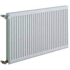 KERMI radiatorius 0.55 x 1.3 m, dvigubas, šoninio pajungimo.