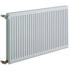 KERMI radiatorius 0.55 x 1.4 m, dvigubas, šoninio pajungimo.
