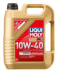 Dyzelinių variklių alyva Liqui-Moly SAE 10W-40, 5L