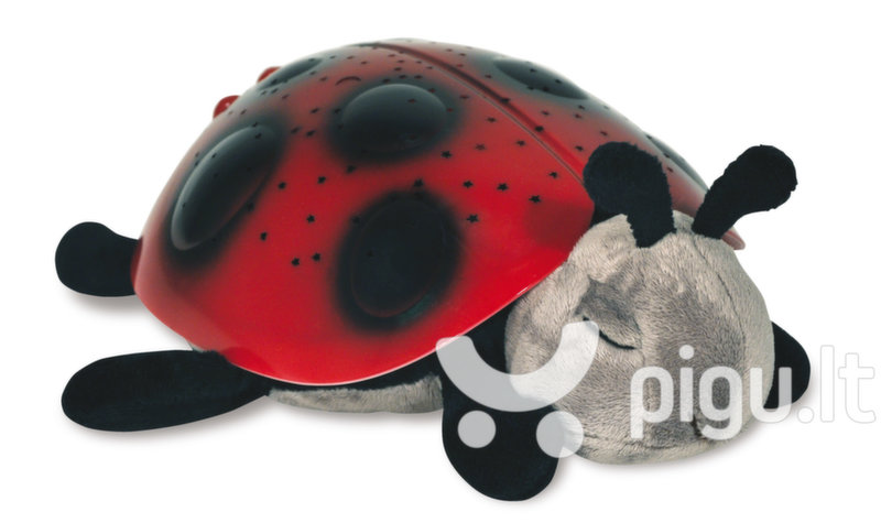 Šviesos projektorius Cloud B Twilight Ladybug™ - Classic Red 36572