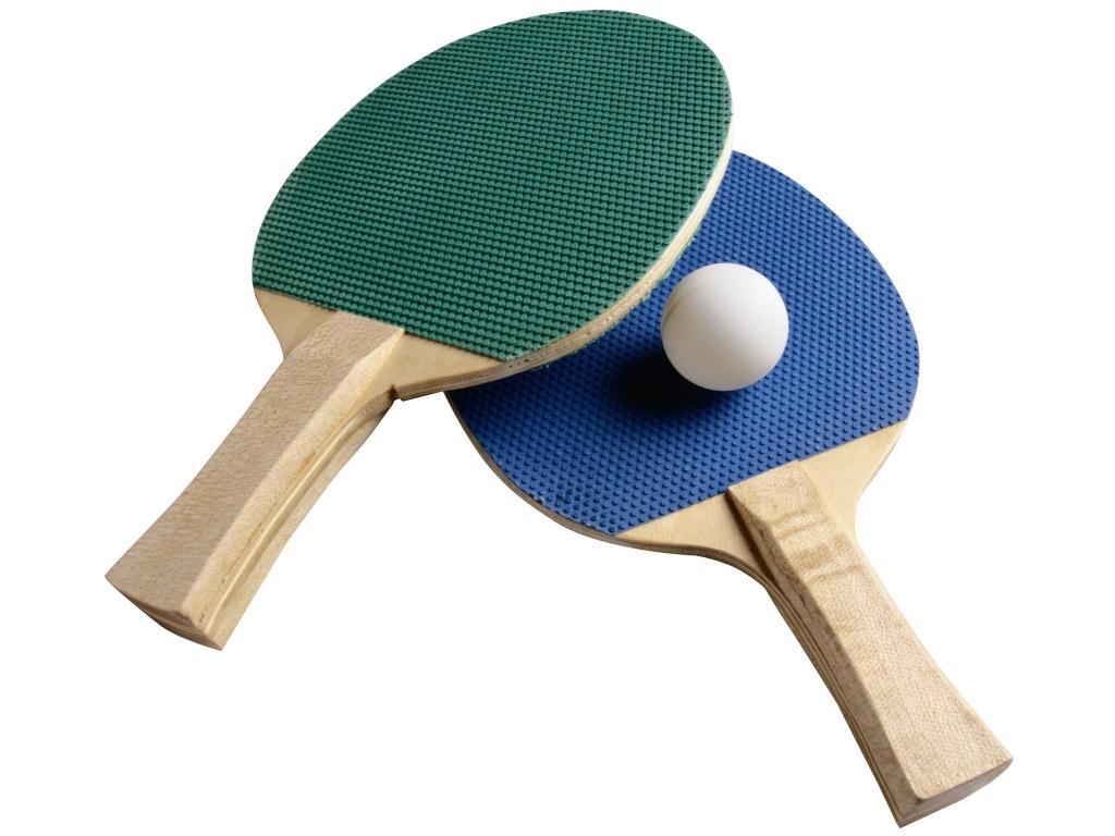 Stalo teniso stalai,  raketės, kamuoliukai
