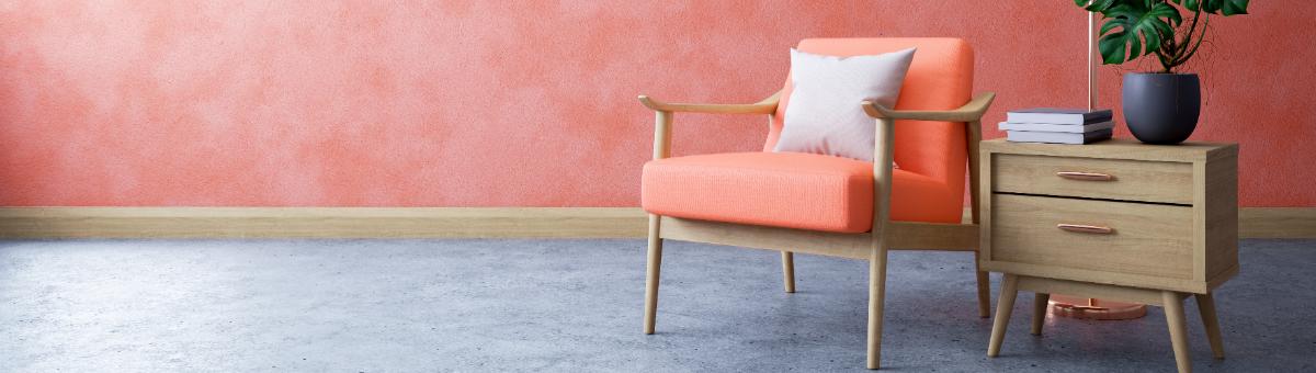 Ryškios spalvos namuose - ne tik drąsiems!