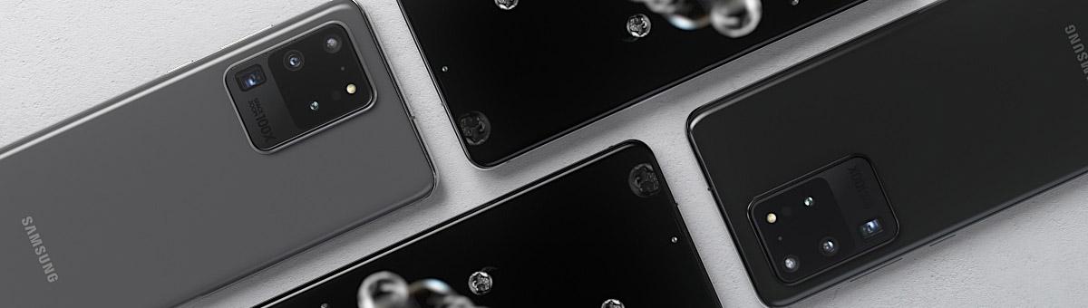 Naujieji Samsung Galaxy telefonai: S20, S20+ ir S20 Ultra apžvalga