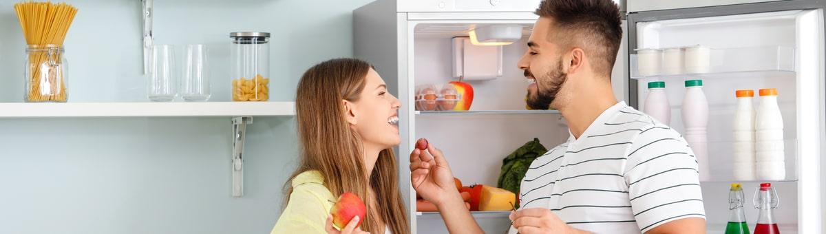 Kokia yra rekomenduojama temperatūra šaldytuve?